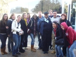 The group with our tour guides.